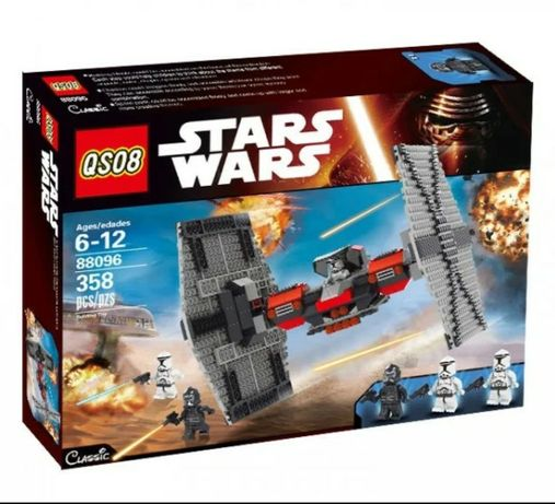 Конструктор QS08 Stars Wars «Щвёздные войны» 394 детали