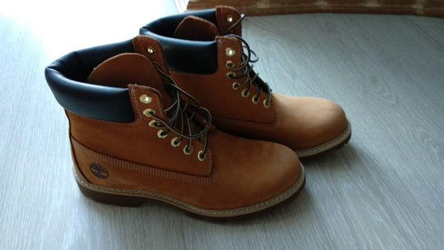 Новые мужские ботинки Timberland, 43 размер