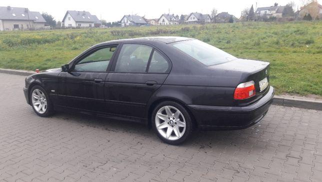 2003r BMW-520-2,2+Gaz,Klima,Skóra