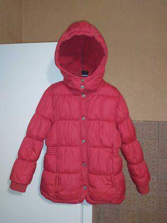 Термо - куртка зимняя Chicco для девочки на 6-7 лет