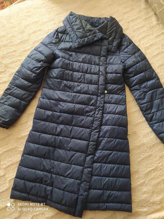 Пальто пуховик Срочно 250 грн до 12.01 одеяло Kotton размер S Новая Каховка - изображение 1
