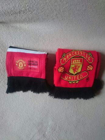 Manchester United - Szaliki plus Czapka