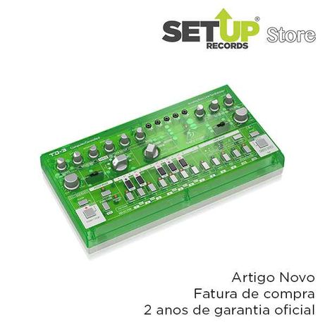 Sintetizador Behringer TD-3 LM - NOVO