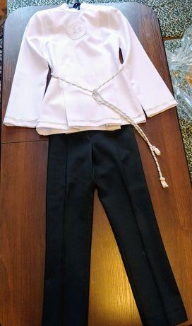 Alba + spodnie chłopięce.