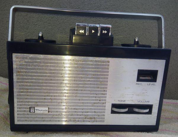 Rádio Holandês Antigo
