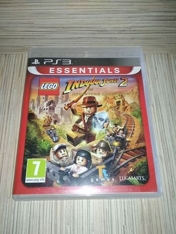 [Tomsi.pl] LEGO Indiana Jones 2 ANG PS3 PlayStation 3