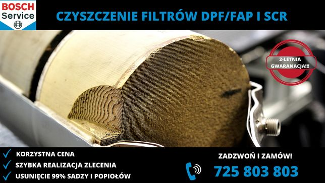 Regeneracja DPF FAP Opel Insignia 1,6 2,0 CDTI