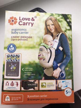 Продам слинг Love&Carry