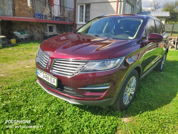 Lincoln MKC Reserve Sport 2.0turbo AWD 2016
