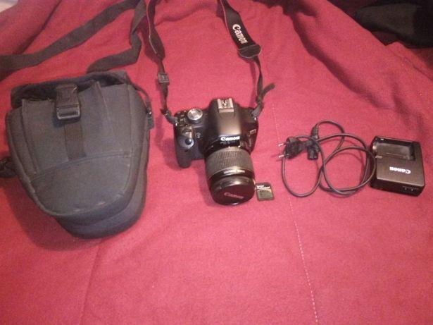 Troco Canon 500D