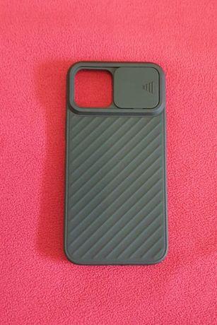 Capa iphone 12 pro max, com proteçao total de lentes