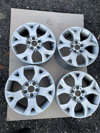 Продам диски, титани, разно широкі 5×120 R18. BMW