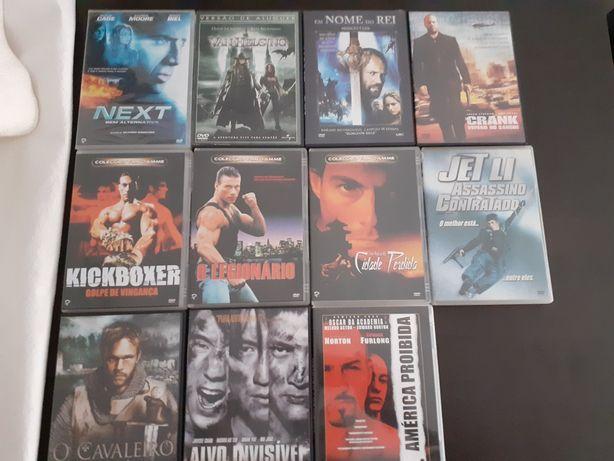 Dvds originais de grandes atores