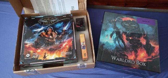 Lords of Hellas Kicksterter PL Warlord Box
