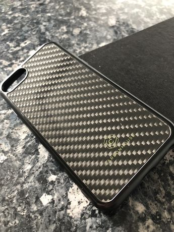 Case etui iphone 6/7/8/se2020 carbon