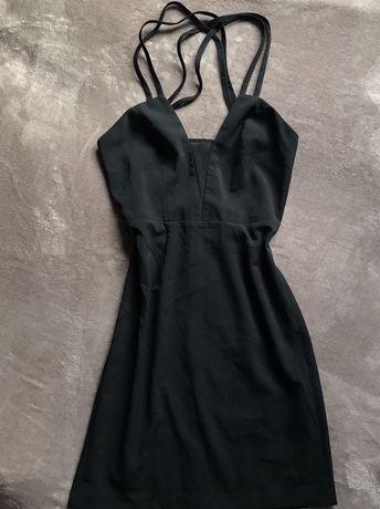 Плаття чорне 10р S