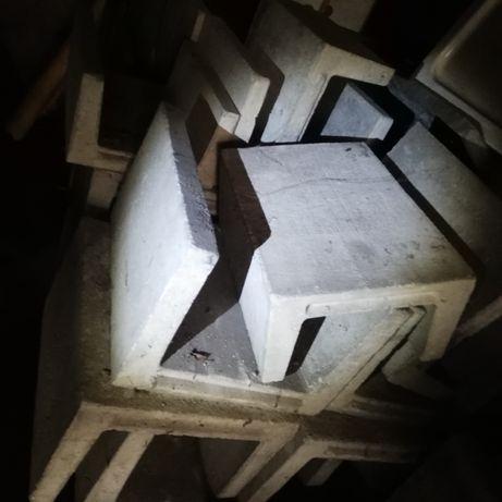 Korytka betonowe korytka ściekowe ks , tory kablowe pustaki kominowe