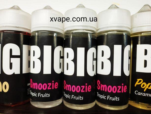 -20% Black F АКЦИЯ Жидкости BIG BOY для вейпа и электронных сигарет