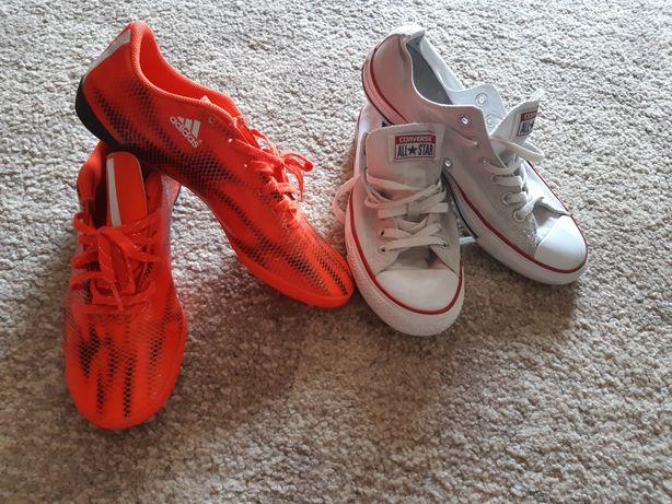 Adidas, converse