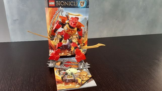 Bionicle Tahu Master of Fire