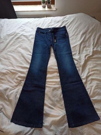 Nowe spodne jeansowe JustCavalli w roz 30