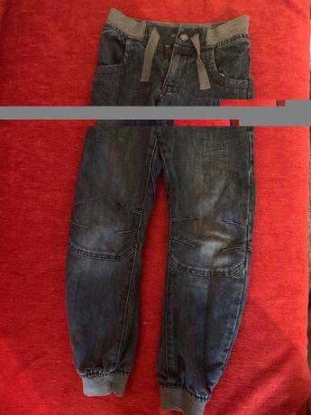 Супер модные джинсы на ребенка 7-8 лет