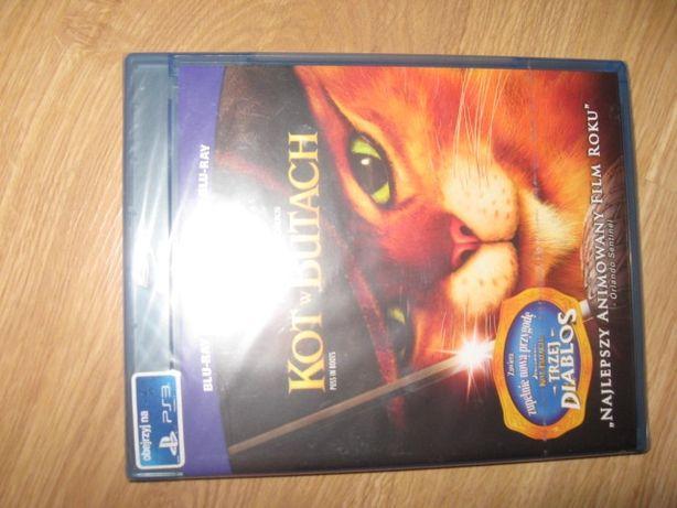 Kot w Butach 3D (2011) [Blu-Ray 3D]+[Blu-Ray]