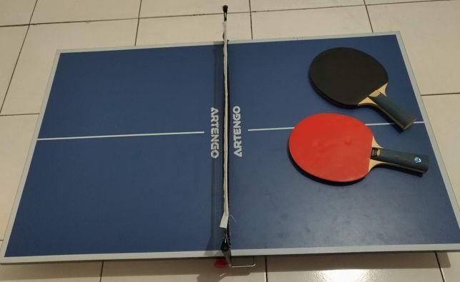 Mesa de Ping - Pong / Ténis de mesa, pequena
