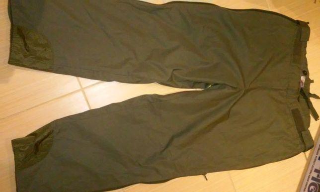 Водоотталкивающие, тёплые штаны-самосбросы Бундес.Утеплител Нидерланд.