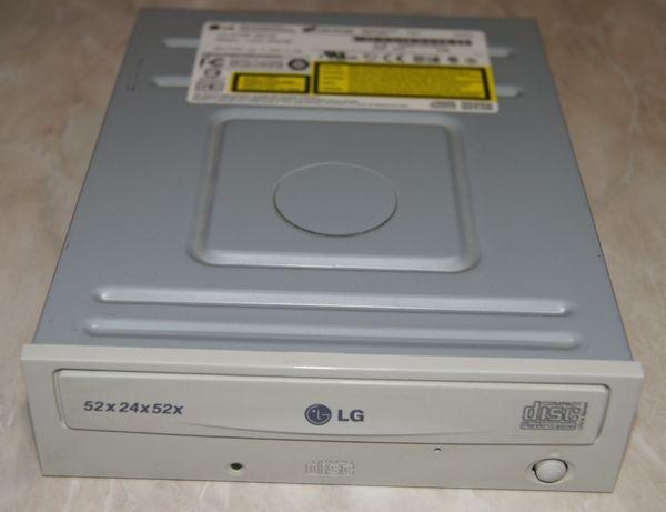 Nagrywarka do komputera stacjonarnego LG 8523B IDE; prędkość 52x24x52