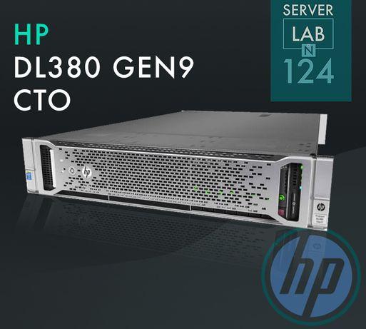 Сервер HP DL380 Gen g9 8sff CTO