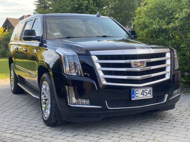 Ślub Cadillac Escalade wynajmę do ślubu od 1500 lub w trasę z kierowcą