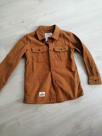 Sztruksowa koszula Reserved