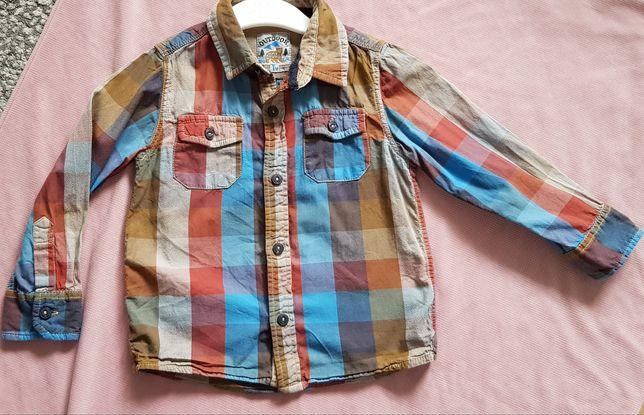 Koszula chłopięca r 98 TU