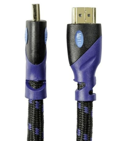 MutecPower High Speed 5m HDMI Kabel mit Ethernet 1.4a / 2.0 kompatibel