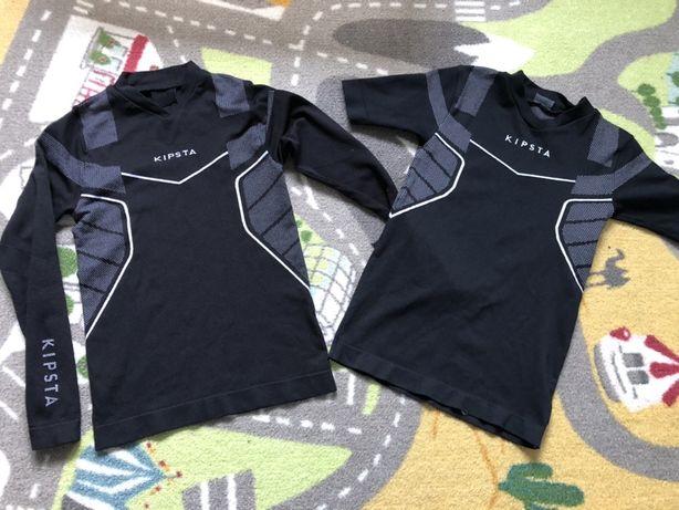 Koszulki pilkarskie termiczne KIPSTA, roz 6 lat rozm 123