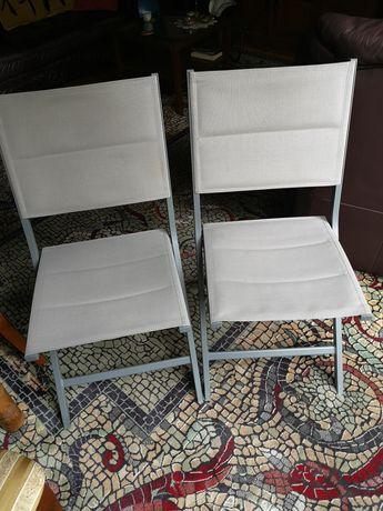 Krzesła do domu, na taras, balkon, na wycieczkę.