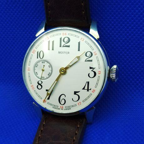 Часы Молния Марьяж рабочие СССР Molnija