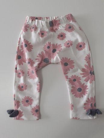 spodnie rozm 74