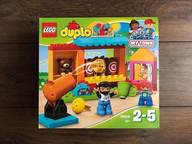 LEGO Duplo 10839 Strzelnica - NOWE