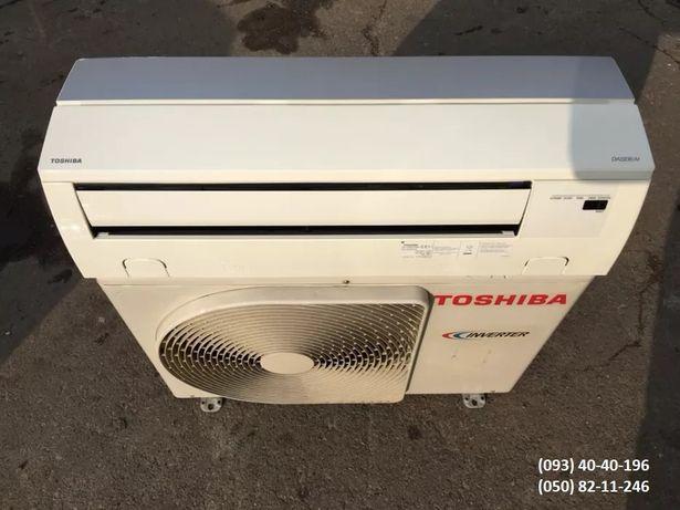 Инверторный кондиционер Toshiba 12 (до 40 м2) Япония