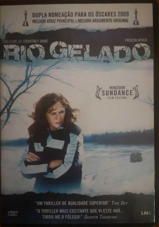 """DVD """"Rio Gelado"""" de Courtney Hunt"""