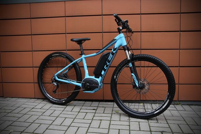 Электро велосипед Trek Powerfly 5 cube specialized scott ktm haibike