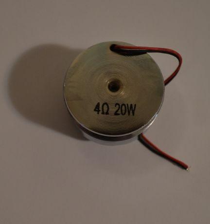 Вибродинамик 44 мм 20 Вт 4 Ом Виброколонка Вибро Динамик для соседей
