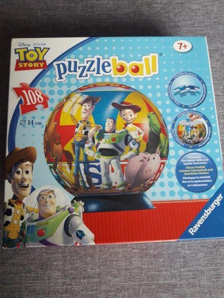 sprzedam Puzzle Kuliste 3D Toy Story