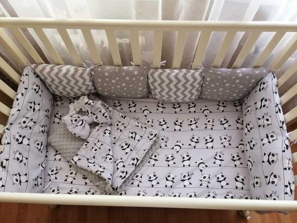 Кроватка Верес ЛД12 +бортики в кроватку