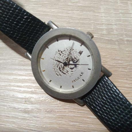 Наручные часы Jaguar с ремешком на запчасти или ремонт Япония