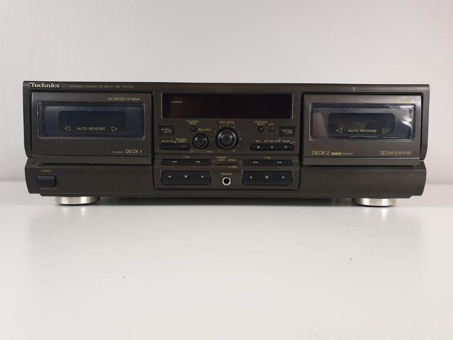 Odtwarzacz kasetowy Deck RS-TR474