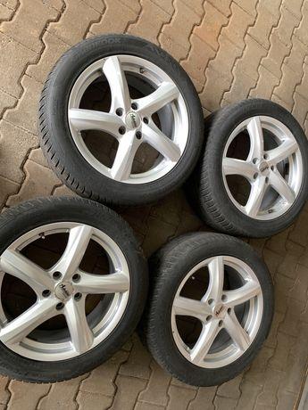 """Felgi aluminiowe 17"""" 5x112 et 47 Audi A4 B8"""