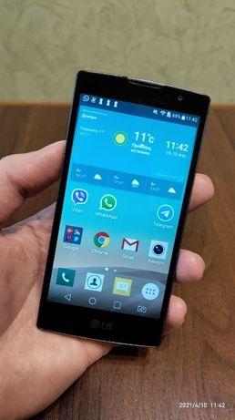 Смартфон LG Spirit Y70 H422 White 2-SIM Android 6.0